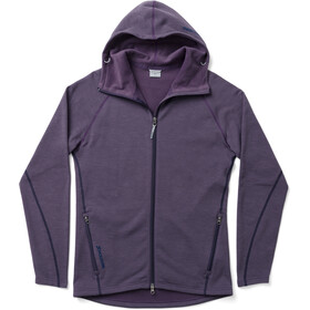 Houdini Outright Houdi Fleece Jacket Herre light prince purple